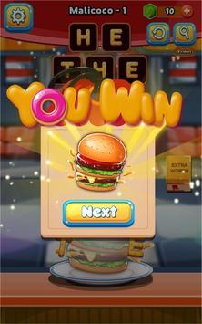 Word Dinner screenshot 3