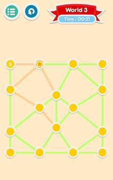 Simple Dots : Connect the dots apk screenshot