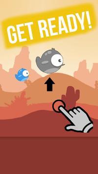 Flappy! Flat! screenshot 1