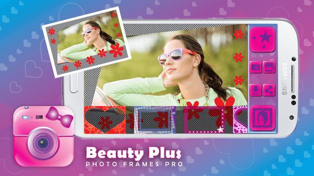 Beauty Plus Photo Frames Pro apk screenshot