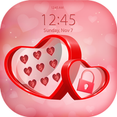 Love Lock Screen with Password icon