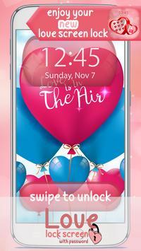 Love Lock Screen with Password screenshot 1