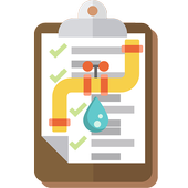 Plumbing Invoices icon