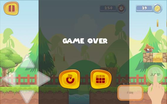 Captain Super America World Sandy Game screenshot 2