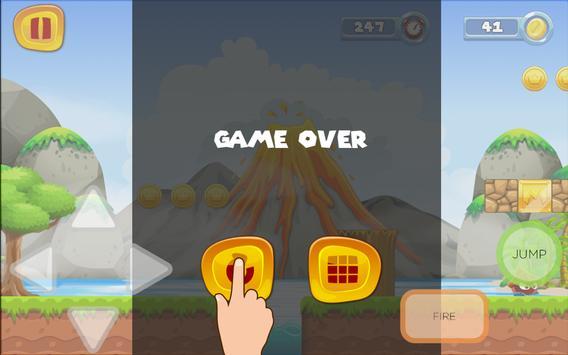 Super Iron Hero World Sandy Man Game screenshot 5