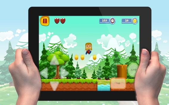 Super thoR World frEE Sandy Game apk screenshot