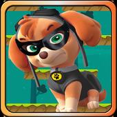 paW Jump Blocky patroL New Game icon