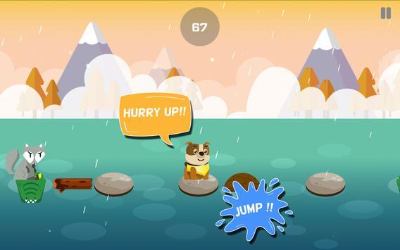paW Jump Blocky patroL New Game apk screenshot