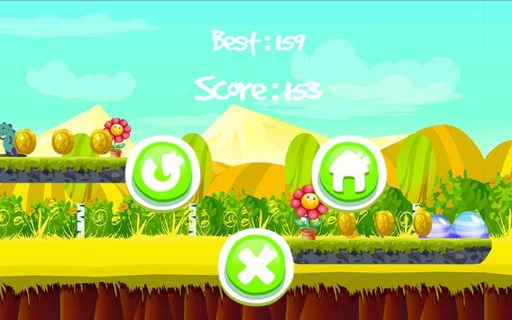 wanDA Hopper and Alien Jumping Game screenshot 2
