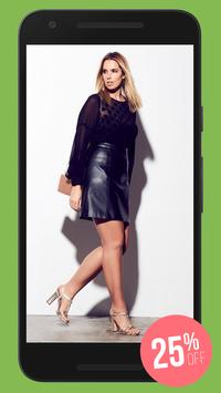 Plus Size Clothing Shopping App screenshot 1