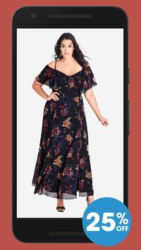 Plus Size Women Clothing poster