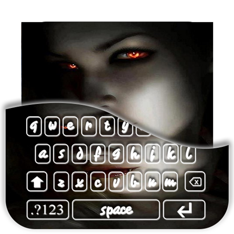 Plus Theme Vampire Emoji Keyboard for Android - APK Download