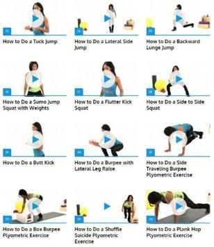 Plyometrics (Jump Workout) screenshot 1