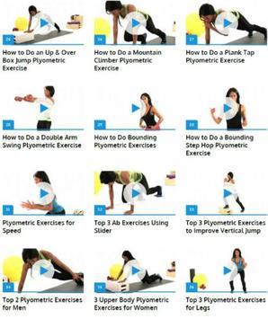Plyometrics (Jump Workout) apk screenshot