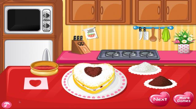 sarah cooking games Class Kitchen screenshot 8