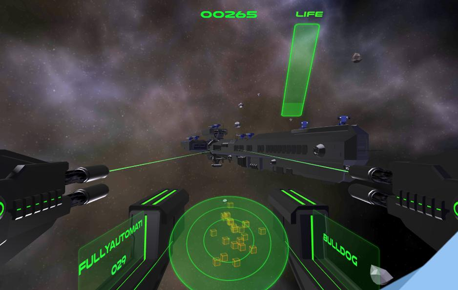 VR Space Shooter FPS for Android - APK Download