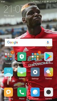 Best Pogba Wallpapers HD 4K screenshot 1