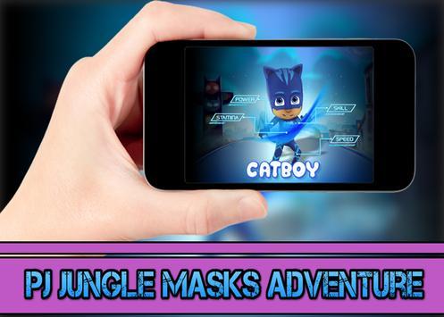 Pj Masks Adventure City poster