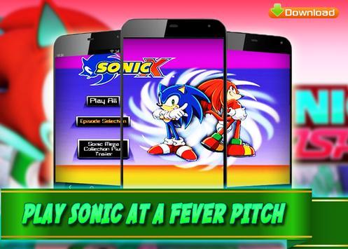 Sonic Run Adventure screenshot 1