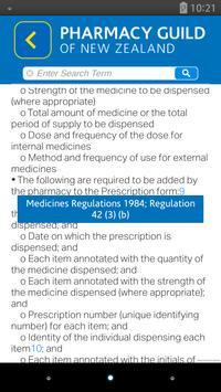 Pharmacy Procedures Manual apk screenshot