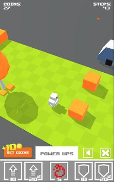 Crossy Bird screenshot 2