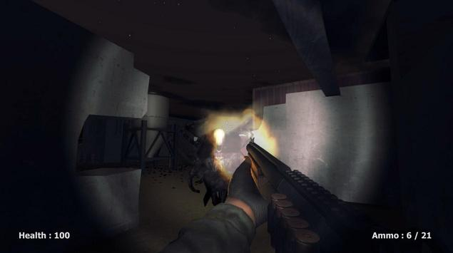 Slenderman Must Die: Chapter 6 apk screenshot