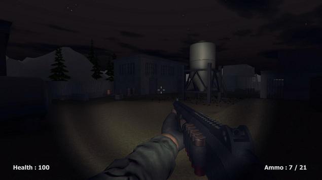 Slenderman Must Die: Chapter 6 screenshot 1