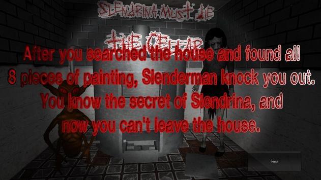 Slendrina Must Die: The Cellar screenshot 1
