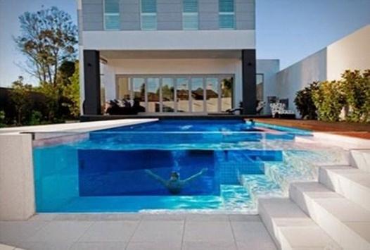Pool Design poster