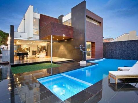 Pool House Design screenshot 1