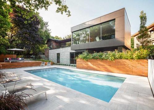 Pool House Design screenshot 3
