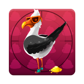 Poopy SeaGull Yuccie - Doodies icon