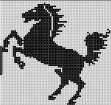 Pola Cross Stitch screenshot 1