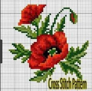 Pola Cross Stitch screenshot 2