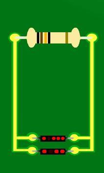 Resistor Clock screenshot 1