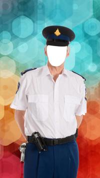Police Photo Montage poster