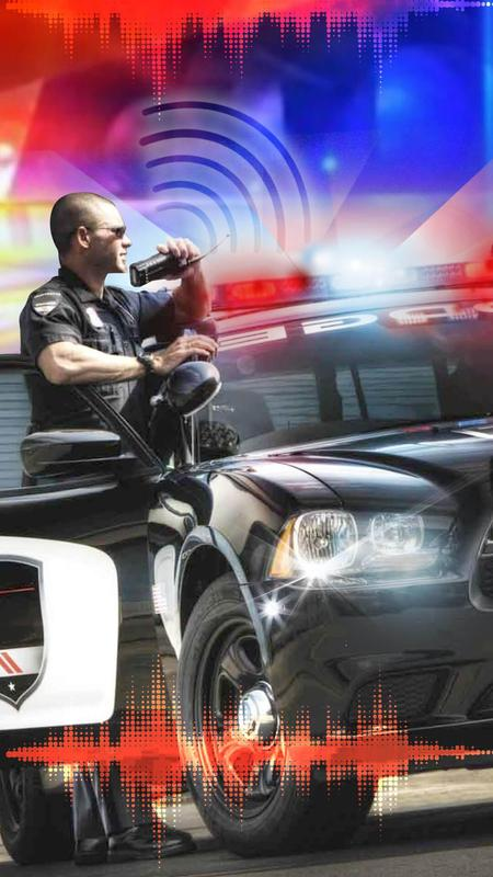 police car ringtone apps