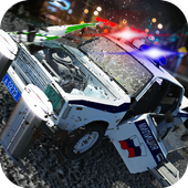 Police Destruction Simulator icon