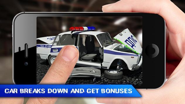 Police Destruction Simulator apk screenshot