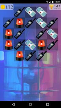 police lights spinner game screenshot 4