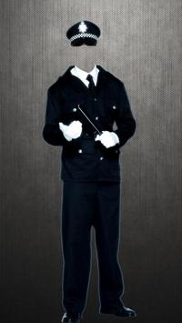 Police Suit Photo Maker apk screenshot