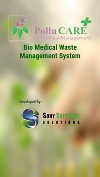 Pollu Care Biomedical Management poster