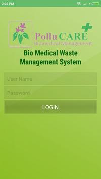 Pollu Care Biomedical Management screenshot 1
