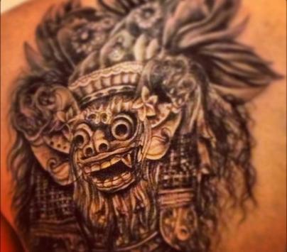 Polynesian Tattoo Design poster