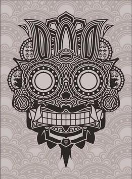Polynesian Tattoo Design apk screenshot