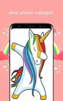 Pony Unicorn Wallpapers screenshot 5