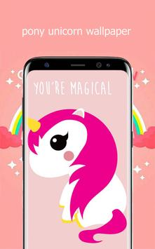 Pony Unicorn Wallpapers screenshot 6