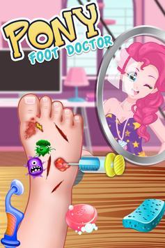Pony Foot Doctor screenshot 1