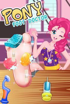 Pony Foot Doctor screenshot 2