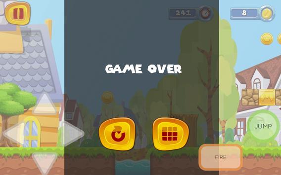 Super mcstuFFin World Doc Sandy Game apk screenshot